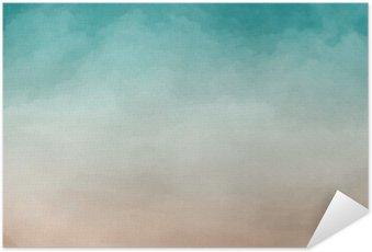 Plakát Abstraktní akvarel textury