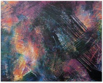 Plakát Abstraktní pozadí