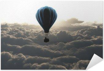 Plakát Balon na obloze