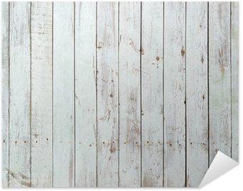 Plakát Černé a bílé pozadí dřevěné prkénko