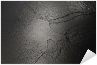 Plakát Černý kámen textury pozadí.