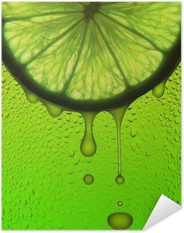 Plakát Citronová šťáva