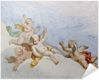 Plakát Fresco Wieskirche