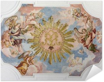 Plakát Freskové andělé