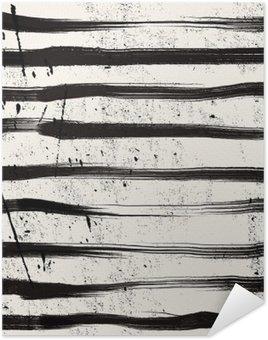 Plakát Grunge Stripe pozadí