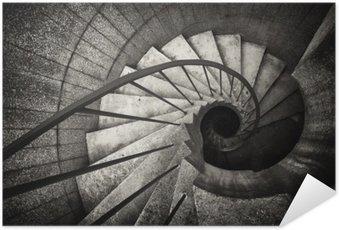 Plakát HD Točité schodiště