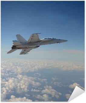Plakát Jetfighter v letu