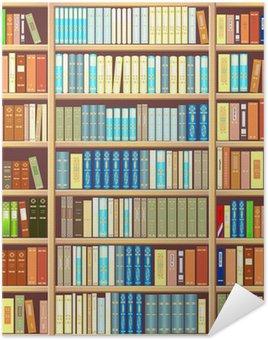 Plakát Knihovna plná knih