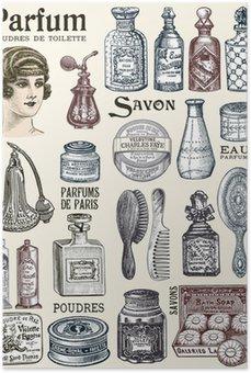 Plakát Kosmetika