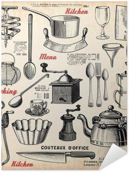 Plakát Kuchyně