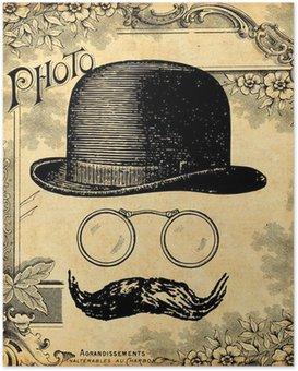 Plakát Le Gentleman