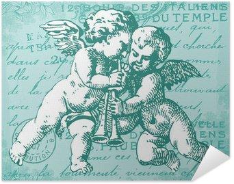 Plakát Les Bleus anges
