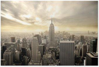 Plakát Manhattan