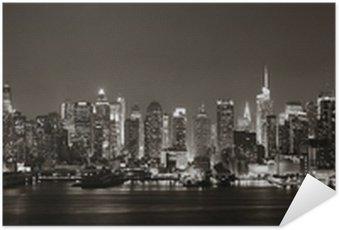 Plakát Midtown Manhattan Skyline