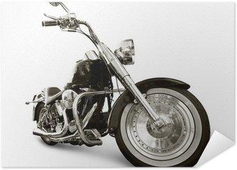 Plakát Motocykl