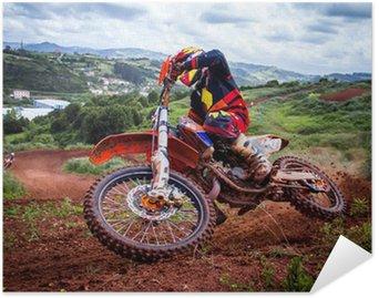 Plakát Motorkáře.