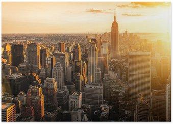 Plakát New york