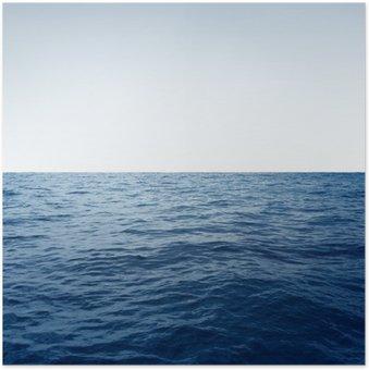 Plakát Ocean pozadí