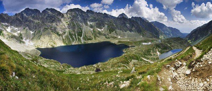 Plakát Panorama Hory - Vysoké Tatry - Témata