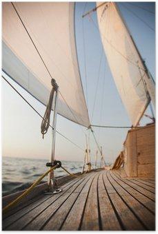 Plakát Plachtění Baltského moře
