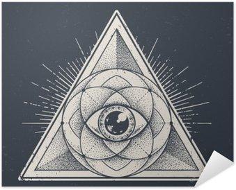 Plakát Posvátné geometrie