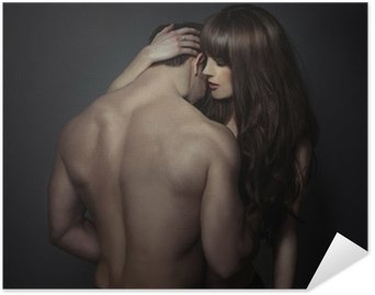 Plakát Řízení, romantické mladí milenci
