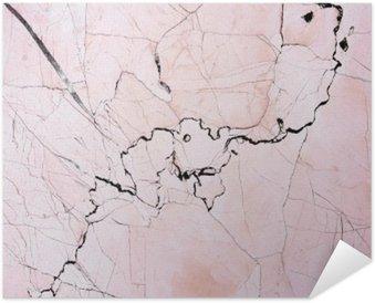 Plakát Růžová světlo mramor kamenné texturu background.Beautiful růžový mramor