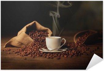 Plakát Šálek kávy