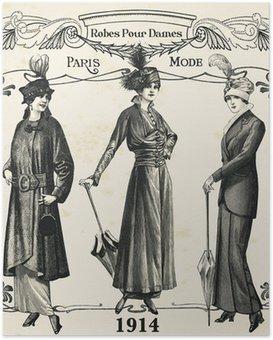 Plakát Šaty