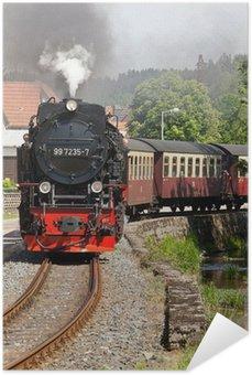 Plakát Selketalbahn Harz