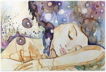 Plakát Sny