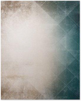 Plakát Špinavé pozadí