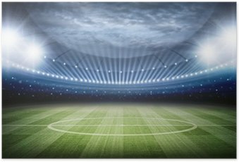 Plakát Stadion
