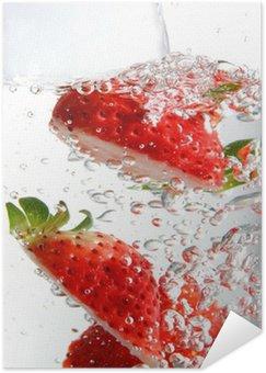 Plakát Šumivé jahody