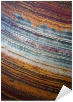 Plakát Textura drahokam onyxu
