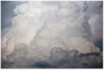 Plakát Velké mraky bouře