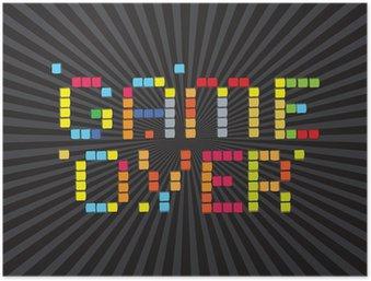 Plakát Videohry Ikony