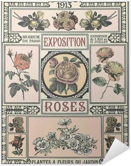 Plakát Výstava růží