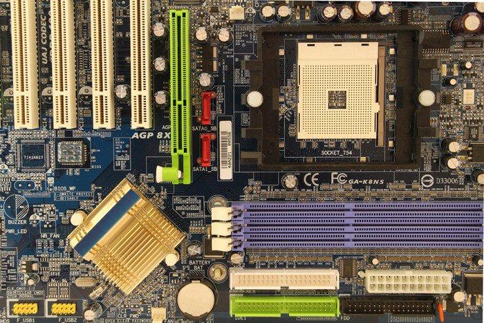 Plakát Základní desky počítače - Elektronika