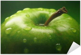 Plakát Zelené jablko