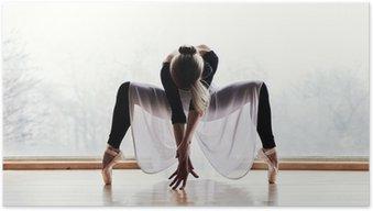 Poster Balletteuse