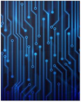 Poster Circuit board