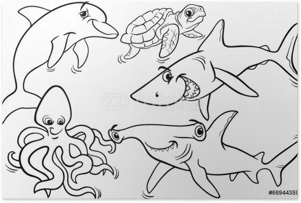 Großzügig Realistische Fisch Malvorlagen Galerie - Ideen färben ...