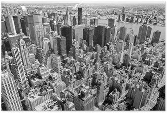 Poster Manhattan, New York City, USA