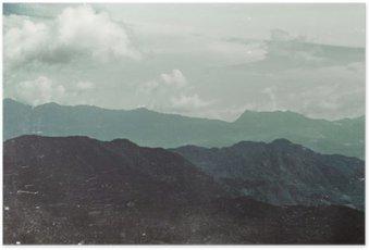 Poster Natur landschaft