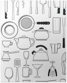 Best Poster Da Cucina Ideas - Ridgewayng.com - ridgewayng.com