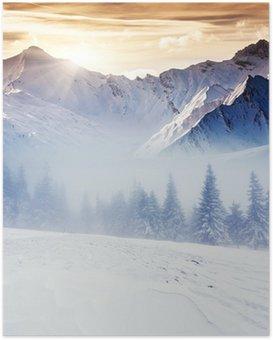 Poster Winterlicher