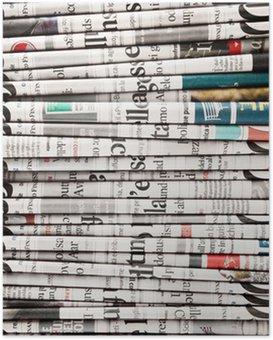Poster Zeitungen