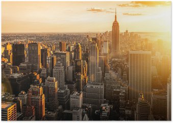 Póster em HD New York