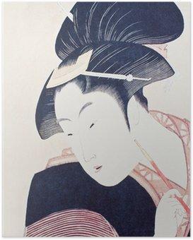 Poster 浮世 絵